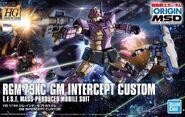 HG GM Intercept Custom