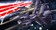 Izumo-Class in Combat 01 (Seed Destiny HD Ep49)