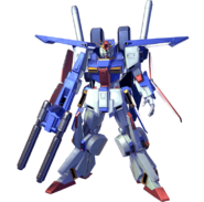 MSZ-010 ΖΖ Gundam (Gundam Versus)