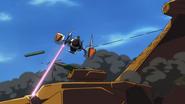 Skygrasper Sword Striker Slicing Petrie-Class Weapons 01 (Seed HD Ep21)