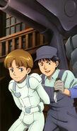 Victory Gundam Illustration (3)
