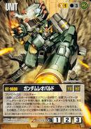 GT9600GundamLeopard - Gundam War Card