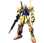 MSN-00100 Hyaku Shiki (Gundam Versus)