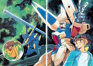 Mobile Suit Victory Gundam0