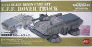 Gunpla HoverTruck 144-BClub Resin box
