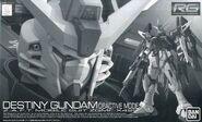 RG Destiny Gundam (Deactive Mode)