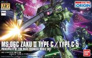 HG Zaku II Type C Type C-5
