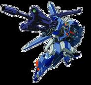 MSGS Duel Gundam Assault Shroud Artwork