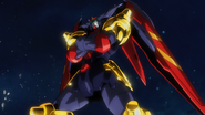 GF13-001NHII Master Gundam (Chinan Colors) 2
