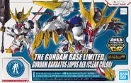 SDCS Gundam Barbatos Lupus Rex -Clear Color-
