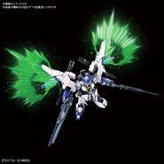 Gundam 00 Sky Moebius (Gunpla) (Action Pose 2)