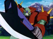 MFGG-EP8-Lumber-Gundam-Lumber-Axe-battle-stance