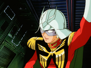 Mobile Suit Gundam Journey to Jaburo PS2 Cutscene 023 Char 3