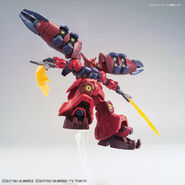 RX-78GP02R天 Gundam GP-Rase-Two-Ten (Gunpla) (Action Pose 2)