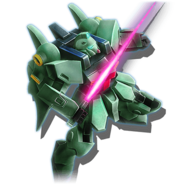 Gundam Diorama Front 3rd LM111E03 Gunblaster
