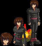 Gundam info Character Sheet Kira Yamato
