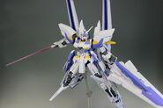 MSN-001X Gundam Delta Kai (Gunpla) (Action Pose 2)