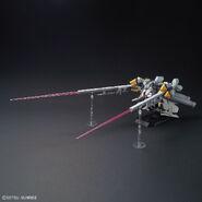 RX-9-A Narrative Gundam A-Packs (Gunpla) (Action Pose 1)