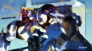 ASW-G-XX Gundam Vidar (Episode 43) 's Kick (1)