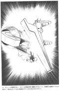Gundam Chars Counterattack - High Streamer RAW Novel V03-273