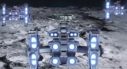 Izumo-Class Rear 01 (Seed Destiny HD Ep48)