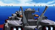 Minerva Rear 01 (Seed Destiny HD Ep12)
