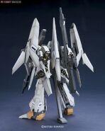 ReZEL type-C (Defenser b-unit) (GR) (Gunpla) Rear