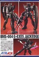 G-Exes Jackedge 1