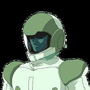 League Militaire Pilot (G Gen Wars)