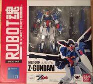 RobotDamashii msz-006 p01 front