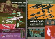 AMS-129 Geara Zulu - Weapons Detail