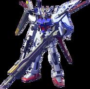 GAT-X105+AQM-E-YM1 Perfect Strike Gundam (Gundam Versus) (DLC)