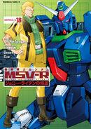 MSV-R The Return of Johnny Ridden Vol. 18