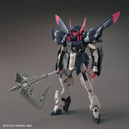 ASW-G-56 Gundam Gremory (Gunpla) (Front)