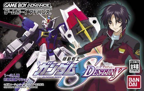 Mobile Suit Gundam SEED Destiny (GBA)