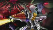 Xvm-fzc Gundam Legilis VS Sid