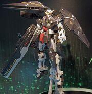Dynames R3 Gunpla 01