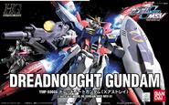 HG Dreadnought Gundam Cover