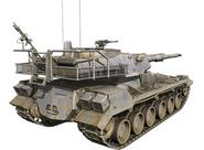 M61A5 MBT Rear