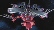 Strike Freedom with METEOR 01 (Seed Destiny HD Ep48)