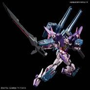 Gundam 00 Sky HWS (Trans-Am Infinity) (Gunpla) (Action Pose)