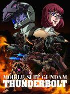Gundam thunderbolt ona 7 HQ poster