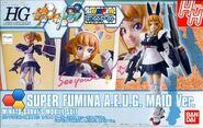 HGBF Super Fumina A.E.U.G. Maid Ver.