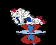 Leg Flyer Impulse Gundam