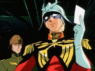 Mobile Suit Gundam Journey to Jaburo PS2 Cutscene 047 Char 5