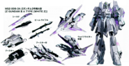 Zeta III 3A Evolve back and front