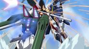 Blast Impulse Gundam Rear 01 (Seed Destiny HD Ep28)