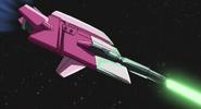 Exus Gunbarrel Firing Beams 01 (Seed Destiny HD Ep3)