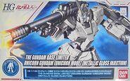 HGUC Unicorn Gundam -Unicorn Mode- (Metallic Gloss Injection)