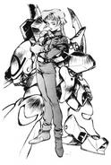 Victory Gundam Novel Nov 5 Illust 4